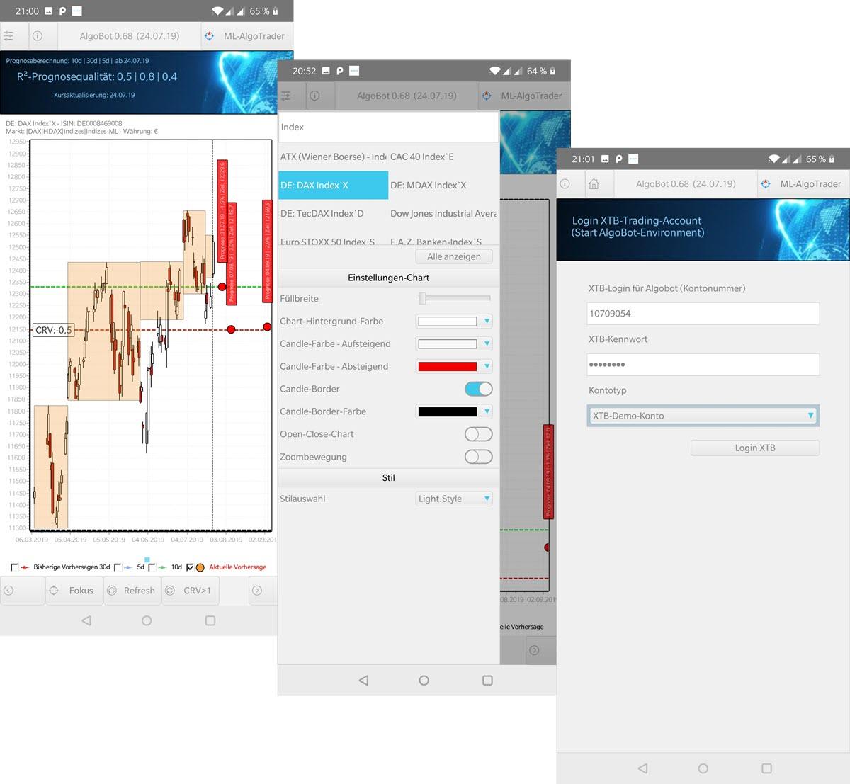 Algotrader App 0 67